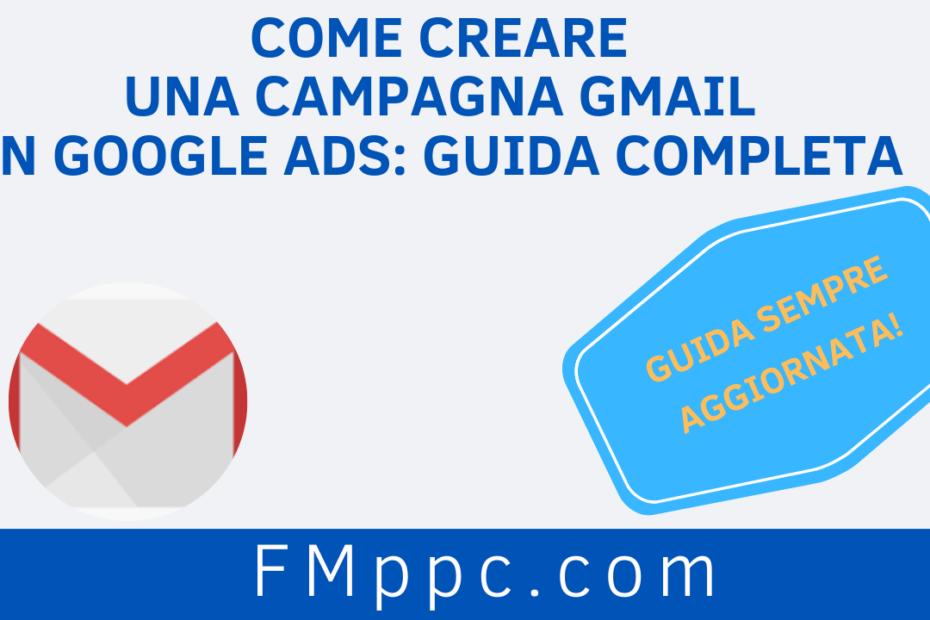 Come Creare una Campagna Gmail in Google Ads: immagine di copertina di questo articolo